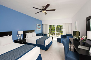 Junior Suite - Ocean Blue & Sand Golf & Beach Resort - All Inclusive Punta Cana